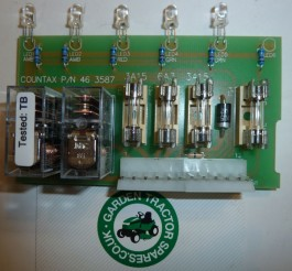 View PCBs and Electrics