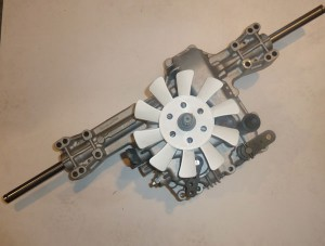 Westwood/Countax Tractor K46 Tuff Torq Gearbox 478000302