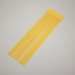 Westwood/Countax Tractor PGC Non Webbed Yellow Bristles 14898101